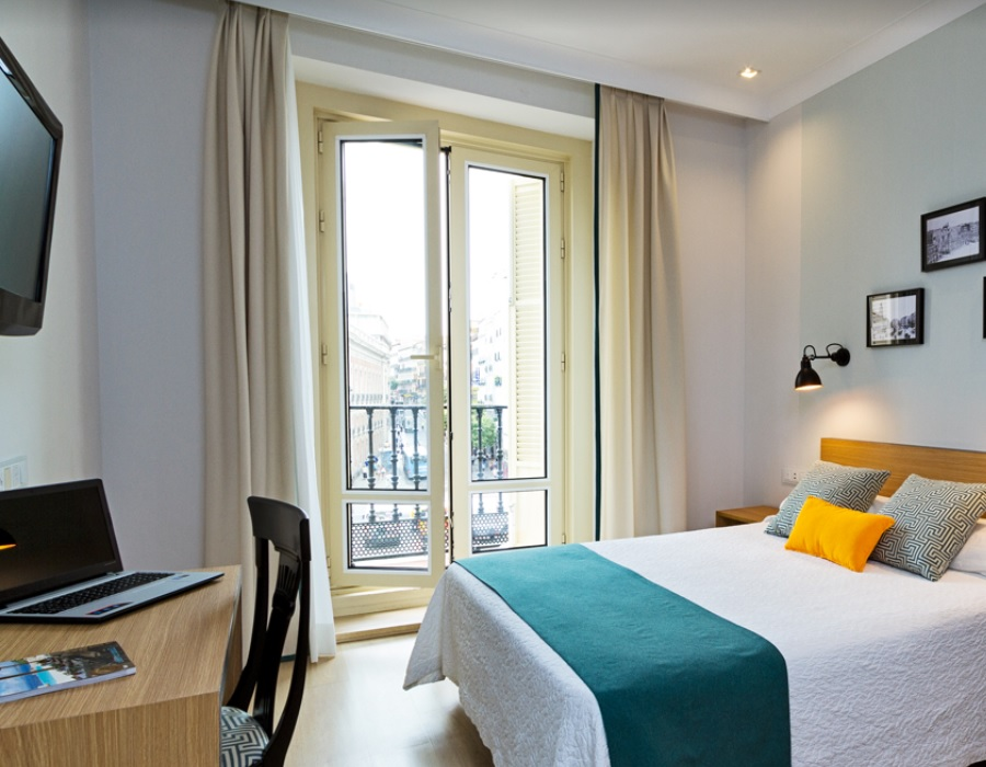 Für den angenhmen Auffenthalt in Polen ein gutes Hotelzimmer