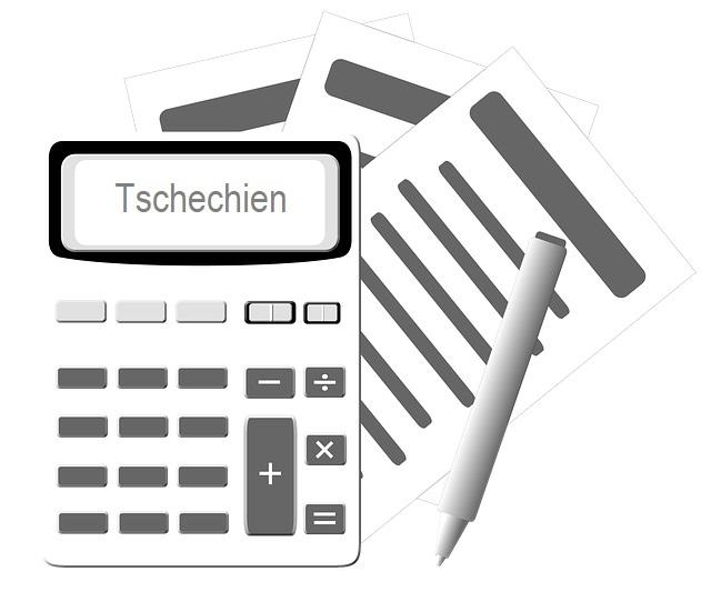 Die Kosten für die Fahrerlaubnis aus Tschechien sind detaliert aufgelistet.