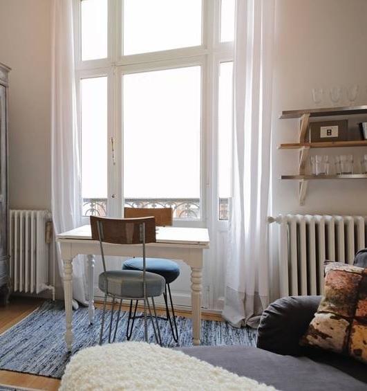 Ein Hotelzimmer für die 1. Nacht in Budapest vor Unterzeichnung des Mietvertrages für die eigene Wohnung